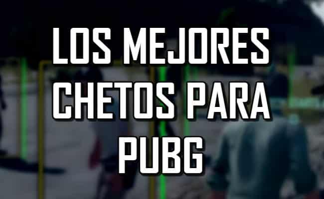 Trucos y Hacks para PUBG (Player Unknown Battle Ground)