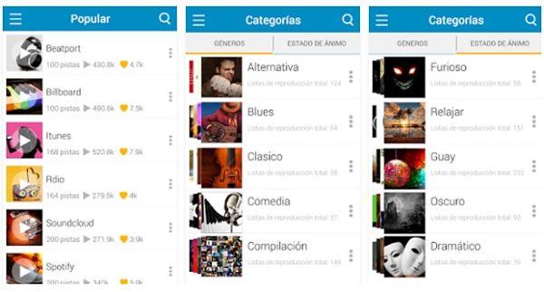 Las Mejores Aplicaciones Para Descargar Musica Gratis En Android Y Pc