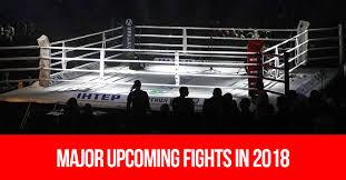mejores combates de 2018