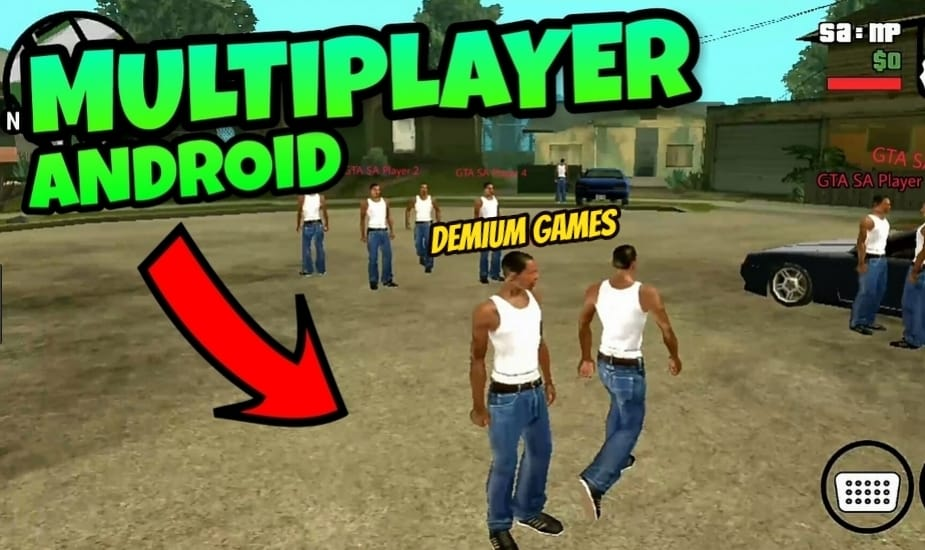 Descargar Gta San Andreas Para Android Gratis Demium Games
